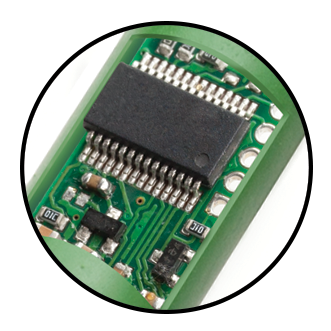four ring conductivity probe