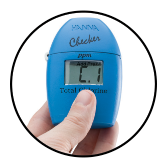 checker compact and portable meter